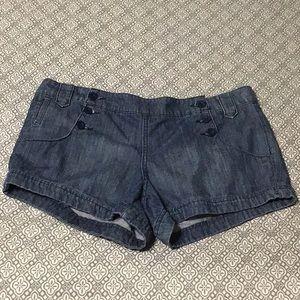 ADORABLE American Eagle Sailor Shorts